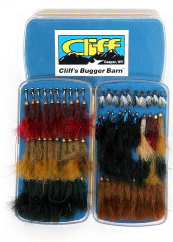 Ciffs Bugger Barn Fly Box
