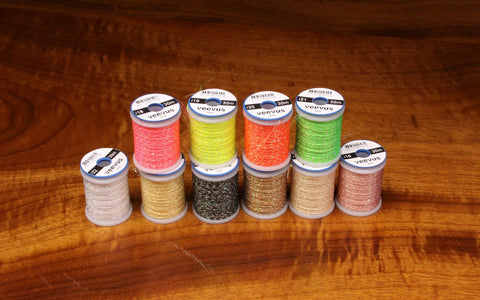 Veevus Iridescent Thread Fly Tying