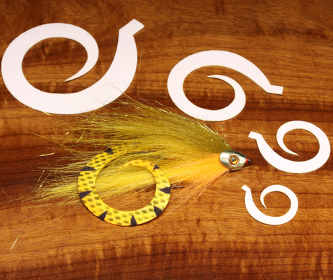 Cohen's Attractor Tails Fly Tying