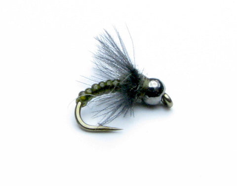 Tungsten CDC Midge Emerger Shane Stalcup Trout Fly