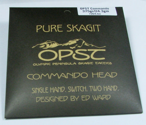 OPST Pure Skagit Commando Head