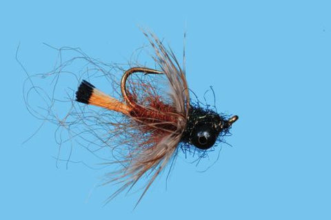 Carp Coachmen size 8 carp flies
