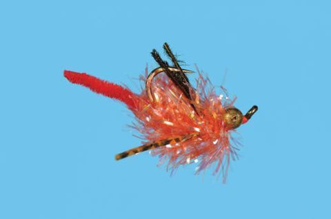 Carpilicious - Orange #08 Carp Fly