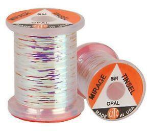 UTC Opal Mirage Tinsel Fly Tying Flash