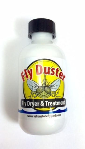 Fly Duster Dry Fly Floatant Powder