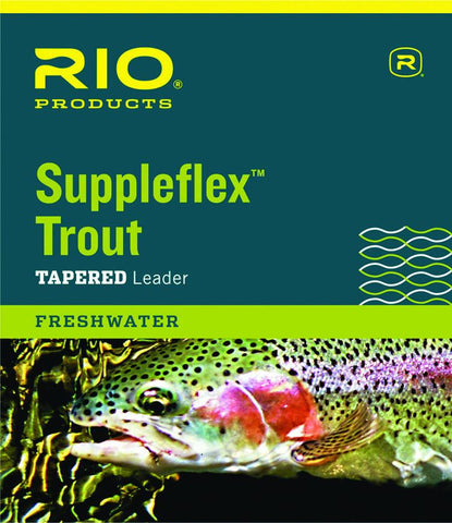 Rio Suppleflex Leader 7.5'