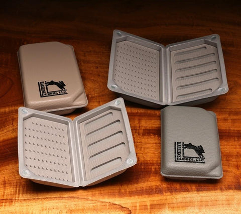 Hareline Eco Leather Fly Box Small