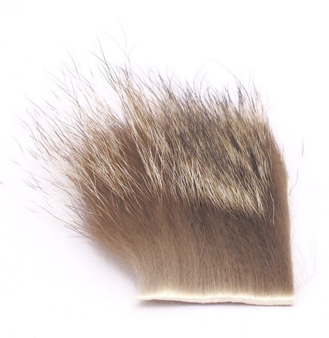 Nature's Spirit Raccoon Premium Wing Fur Fly Tying