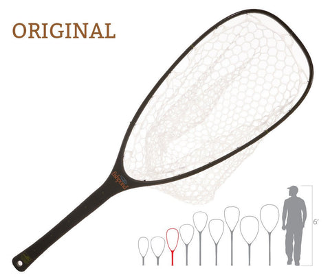 Fishpond Nomad Emerger Net - Fly Fishing Landing Net Original Color