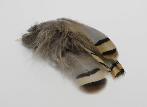 Nature's Spirit Chuker Partridge Feathers