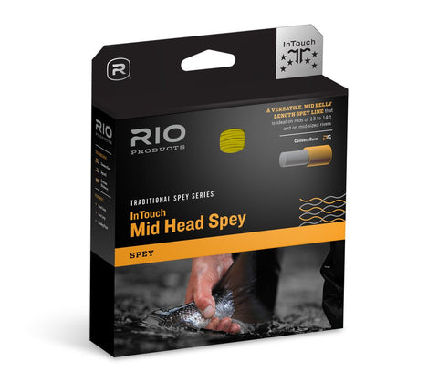 Rio Intouch Mid Head Spey Line Box