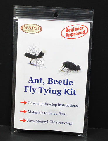 Wapsi Ant and Beetle Fly Tying kit