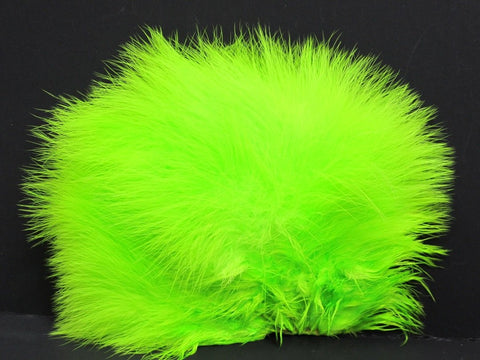 Whiting Super Bou Marabou Fl Chartreuse
