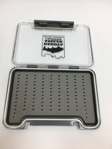 Slim Waterproof Fly Box with Logo