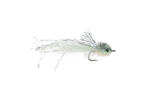 Murdich MINI Minnow Grey White
