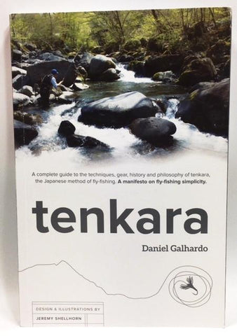 Tenkara USA Book
