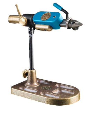 Regal Revolution Vise Stainless Steel Jaws Bronze Pocket Base