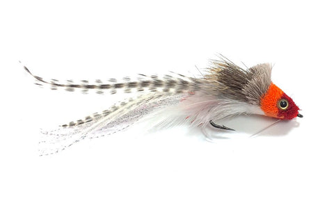 Umpqua Swimming Baitfish Red White