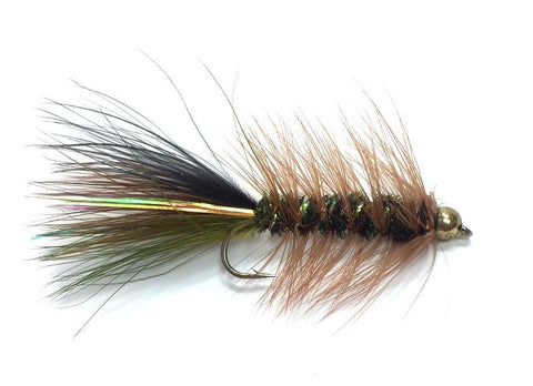 Tungsten Thin Mint Leech Olive Black Brown