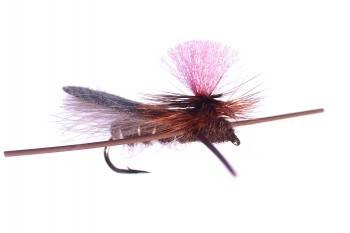 Bloom's Parachute Cricket Trout Fly Terrestrial Flies