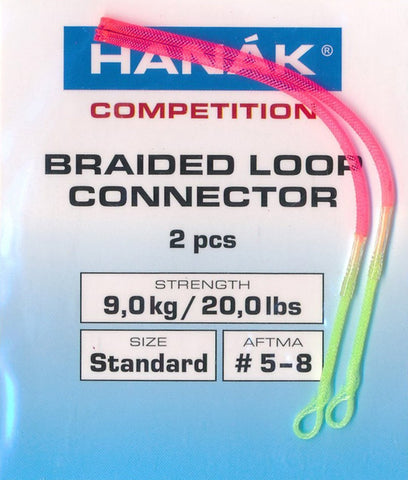 Hanak Braided Loop Connectors 5-8 Line