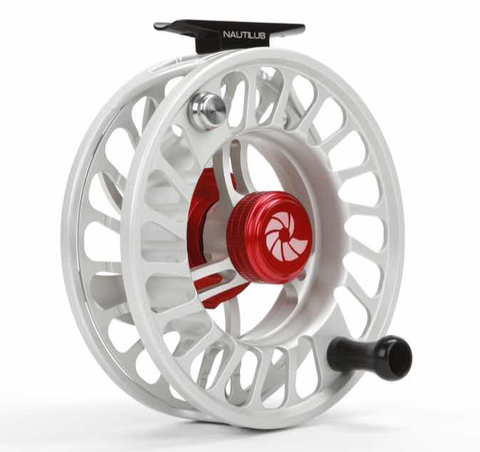 Nautilus CCF-X2 Fly Reel Clear