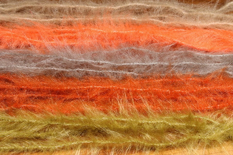 Wire Free Synthetic Fox Brushes