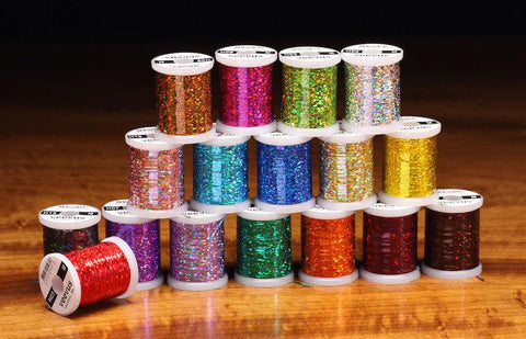 Veevus Holographic Tinsel Fly Tying