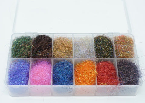 Spirit River UV2 Diamond Brite Dub Assortment