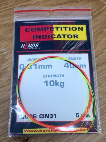 Hends Competition Bicolor Indicator
