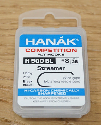 Hanak Hooks 900 Streamer Hook