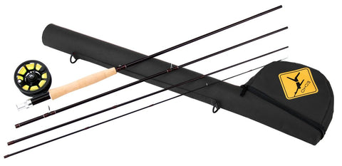 Echo Traverse Kit Fly Rod