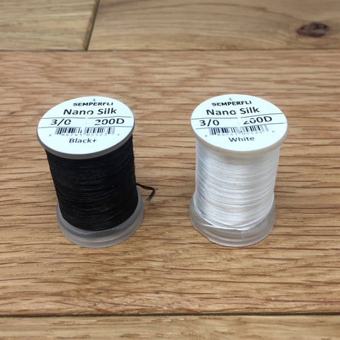 Semperfli Nano Silk 200 Denier 3/0 Big Game