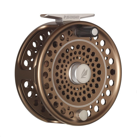 Sage Spey Reel bronze fly fishing steelhead