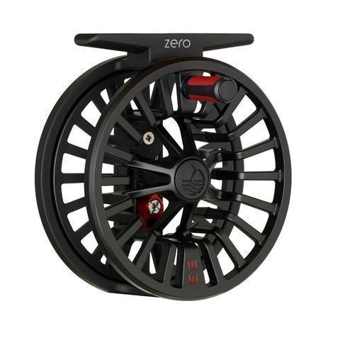 Redington ZERO Fly Reel black click pawl fishing reels