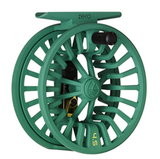 Redington ZERO Fly Reel teal click pawl fishing reels