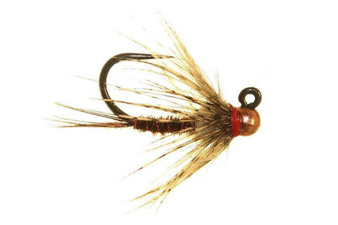 Bloom's Optic Nerve PT Jig Pheasant Tail Nymph