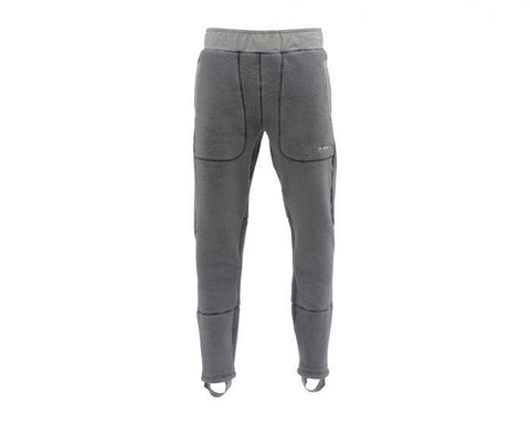 Simms Fjord Pant - heavy duty fleece pant super warm fishing layering