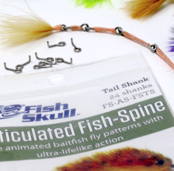 Flymen Articulated Fishspine Tail Shanks gamechanger