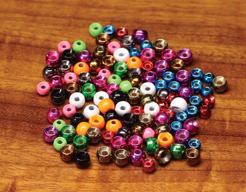 Hareline Plummeting Tungsten Bead 20 Pack