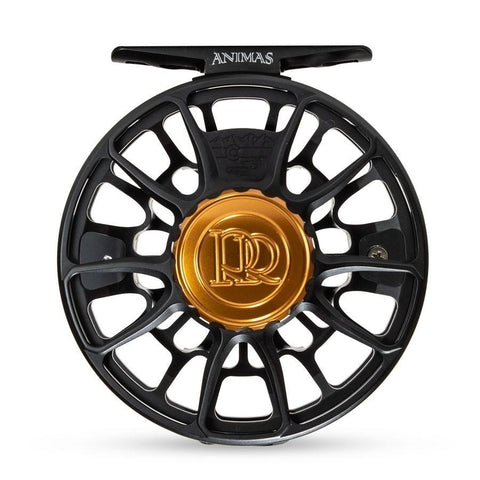 Ross Animas Reel matte black