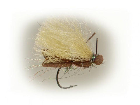 Micro Chubby Chernobyl attractor dry fly royal
