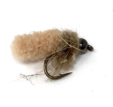 Bead Head Mop Fly tan