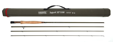Hanak Superb XP Rod