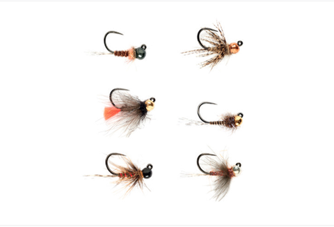 Fulling Mill Tactical Jig Selection