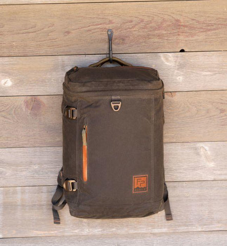 Fishpond River Bank Backpack - Peat Moss
