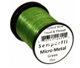 Semperfli Micro Metal Green
