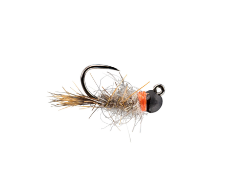 rio he man tungsten jig nymph hare's ear