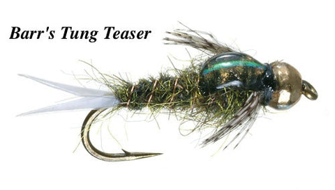 Barr's Tung Teaser Nymph Trout Fly
