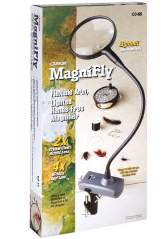 Carson Magnifly Fly Tying